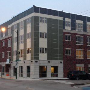 Milwaukee Avenue Apartments